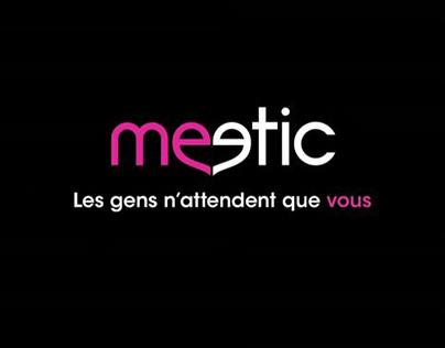 "Campagne Meetic ""Les gens n'attendent que vous"""