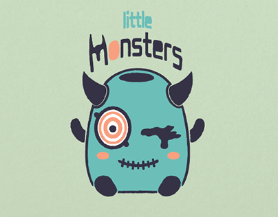 Little Monsters Company Branding