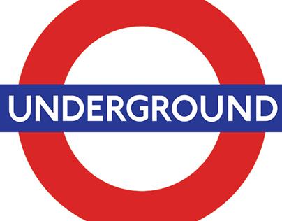 London Underground brochure