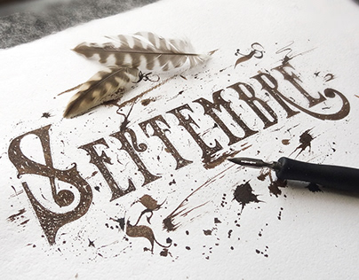 CALLIGRAPHY & LETTERING COLLECTION