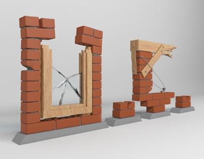 The Under Construction Alphabet