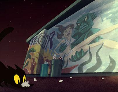 Short Animated Film - Starlight
