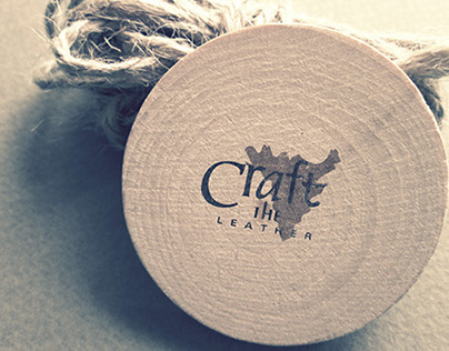 Leather Cut Branding-craft the leather