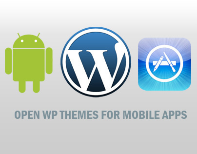 Open Source WordPress Theme for App Developers