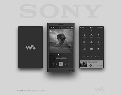 SONY Walkman NW-A Series