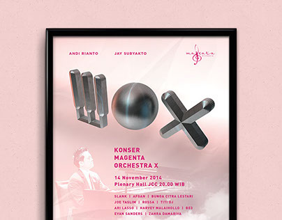 Magenta Orchestra X