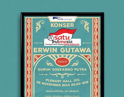 SATU Indonesia Concert