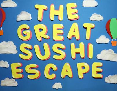 The Great Sushi Escape