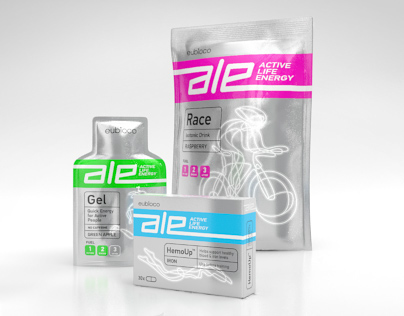 ALE – design, 3D product modeling and visualization