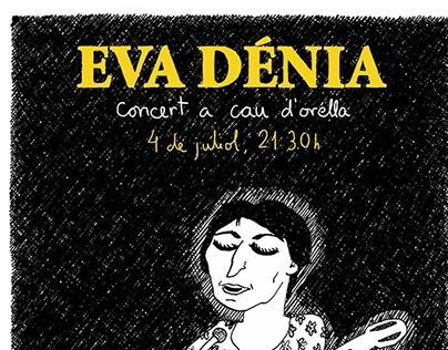Concierto Eva Dénia. 2014