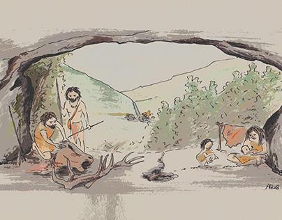 Casa Neandertal
