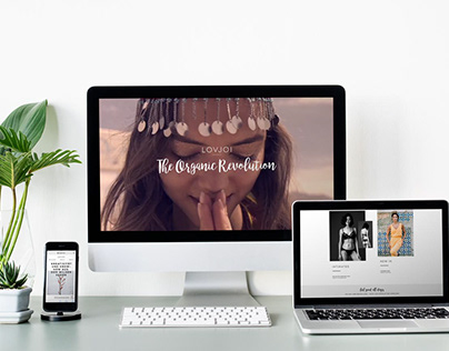LOVJOI Website