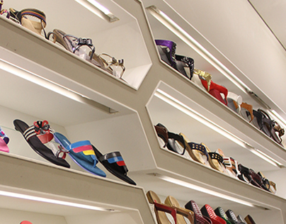 Metro Shoes - Retail Design