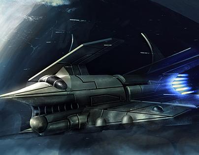 spacecraft concept