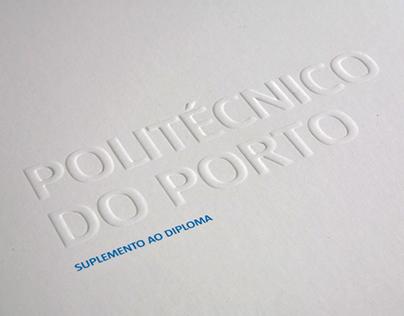 Politécnico do Porto - Identity