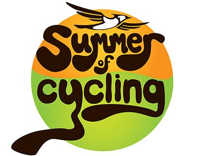 Jayco Summer of Cycling logos