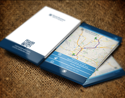 Route Business Card