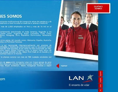 LAN PERU - CD Multimedia (2006)