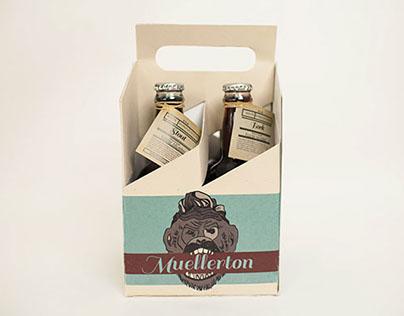 Muellerton Beer Packaging