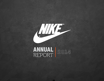 Nike Annual Report | Publication
