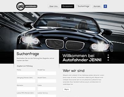 Homepage Proposals