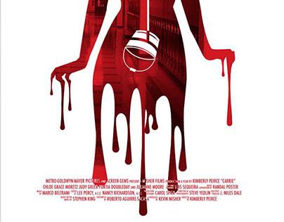 Minimal Stephen King Movie Posters