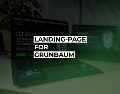 Grunbaum CLT3000