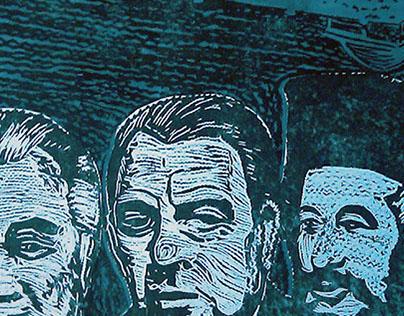 Greek & Turkish Cypriot leaders