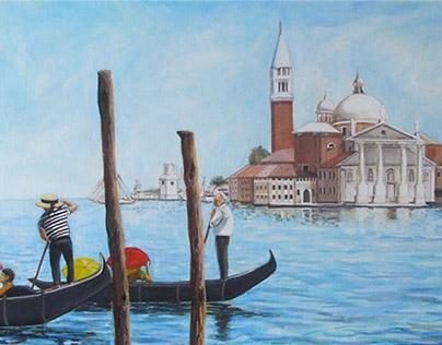 Paintings for home - malby pre domov podla priania