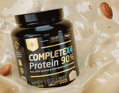 COMPLETEX4 PROTEIN (NEW FLAVOURS)