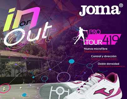 "JOMA Campaign ""In or Out"""