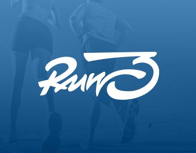 Run3 logo design