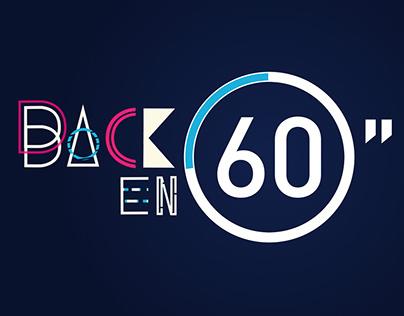 Back en 60¨
