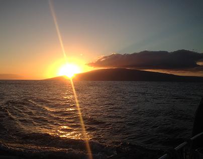 Aloha from Maui