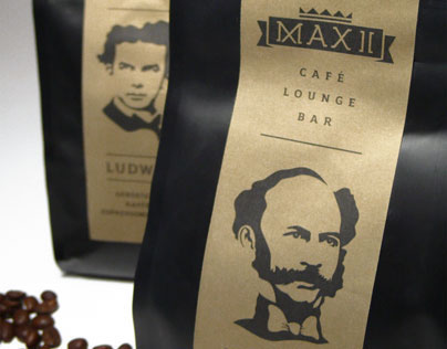 MAX II : CAFÉ · LOUNGE · BAR