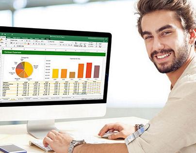 Max-Min-Avg-Forecast In Excel