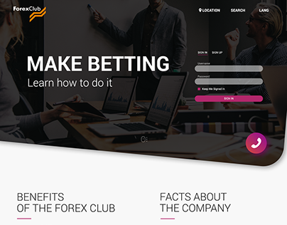 Web page Forex