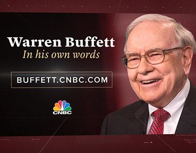 CNBC Warren Buffet Archives Promo