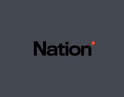 Nation - Branding