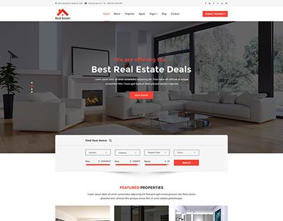 Kinh nghiệm thiết kế website bất động sản