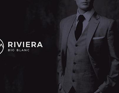 Identidade Visual - Riviera Big Blanc