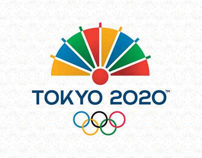 TOKYO - JAPAN 2020 OLYMPICS (Re- Brand Concept)