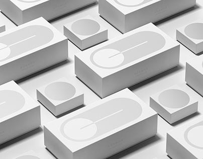 KOLON KOSMOS Package Design System