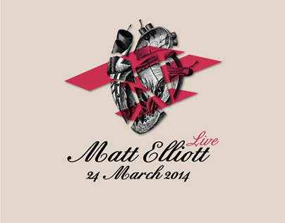 Matt Elliott - Live 2014