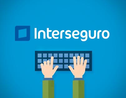 Interseguro / Nuevo sitio web