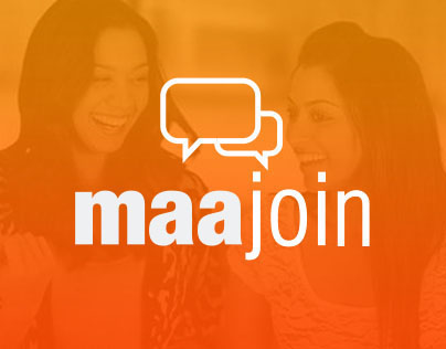 Maajoin Branding & App Design