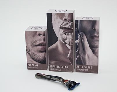 Art of Shaving Packaging