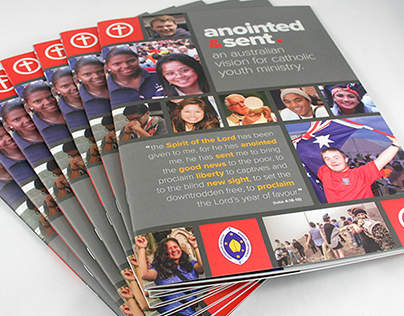 Anointed & Sent Booklet