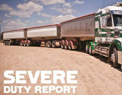 Severe Duty Report | Freightliner Social Media