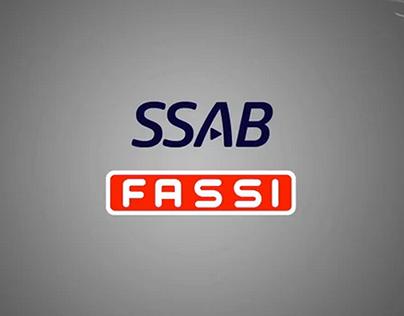 Fassi Gru / SSAB - La sfida dell'acciaio